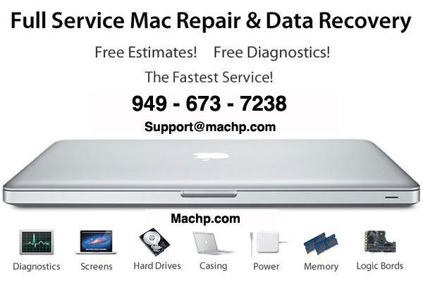 Apple Macintosh Repairs & Upgrades